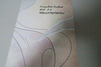 Dragon Ball yaoi Doujinshi Gohan X Piccolo A5 28pages penalty momo