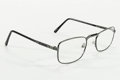 5x Lesebrillen mit Federung SCHWARZ unisex +1,50 Dioptrien Brille NEU Lesebrille 3