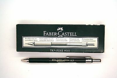 Faber-Castell TK-Fine 9715 Automatic pencils 0.5mm 3