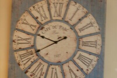 Clock Wall Decrotive Big Statement Piece 2