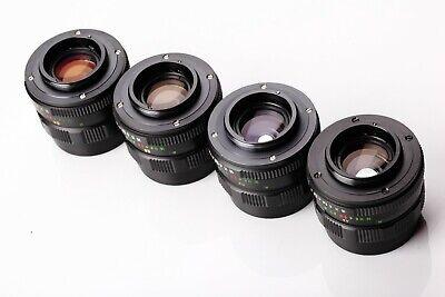 US Seller Helios 44m-4 58mm f2 EXC Old Russian portrait Lens DSLR M42 Mount 44-2 7