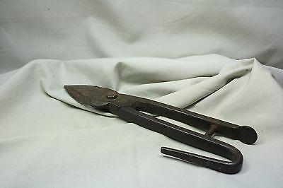 Tijeras de hierro. Tijeras de cortar chapa. 4