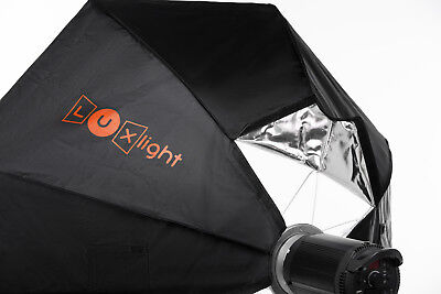 150cm Octabox & Grid | Bowens | LuxLight® | Photo Studio Flash Softbox Octobox 5
