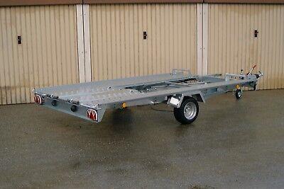 Autotransporter L- AT 350 G-K 1500 kg Pongratz kippbar mit Spiralkabel 5