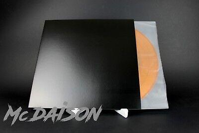 McDAISON 100 BUSTE INTERNE LP ANTISTATICHE trasparenti inner 33 giri spesse 65my 3