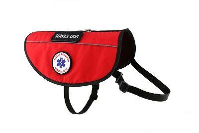 ALL ACCESS CANINE™ Service Dog Emotional Support Animal ESA Vest Harness Bundle 3
