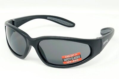 Unbreakable wraparound motorcycle sunglasses / Biker glasses Inc Pouch & Postage