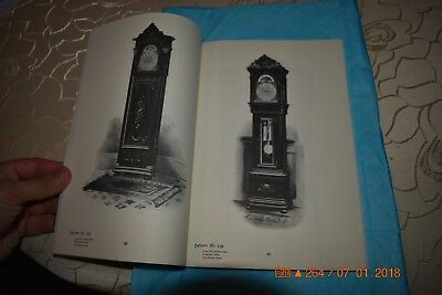 Herschede clock book Reprint of selections from four catalogs circa 1904-1927 2