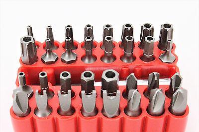 15-tlg Sechskant Biteinsätze Bitbox Bit Set Inbus Werkzeug Schraube Bitsortiment