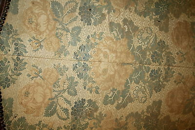 French louis XV Fireplace Screen with Original Fabric, From France, Circa 19th 11