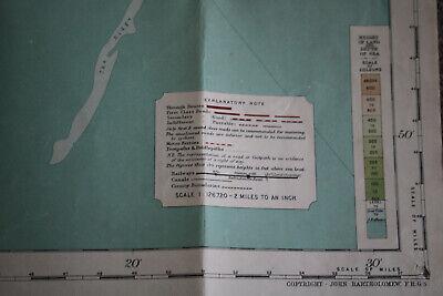 Kent, Bartholomew's Reduced Survey Sheet 31, Tourists And Cyclists. Cloth 4