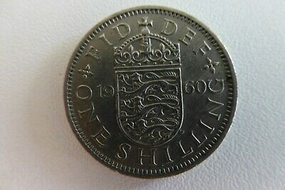 British Coinage Collectables Half Penny, Shillings, Old 50P 10P 5P - 14 Coins 6