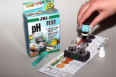 JBL pH 7,4-9,0 Test Bestimmt den Säuregehalt in alkalischem Wasser Wassertest 3
