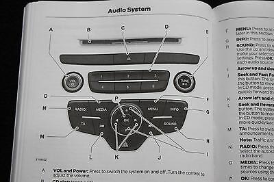 genuine ford c max handbook owners manual 2015 2017 audio navi sync rh picclick co uk C Ford Max 2017Drifting 2017 Ford C-Max B