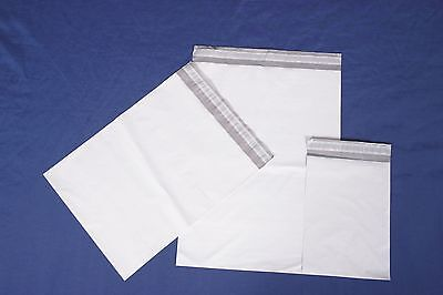 1 Of 4free Shipping 20 Poly Mailers Size 6 X 9 Bags Plastic Mailing Envelopes Usps White