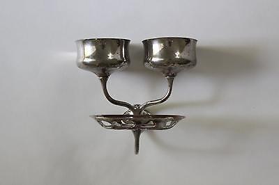 antique bathroom cup soap holder   art brass co vtg bath deco cup soap holder 5