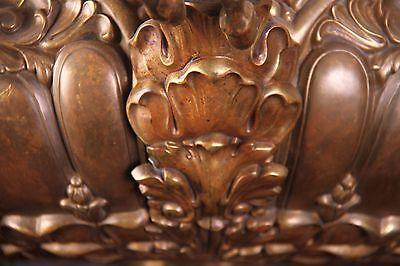Vintage Italian Bronze Fantasy Centaur Castle Chandelier 12