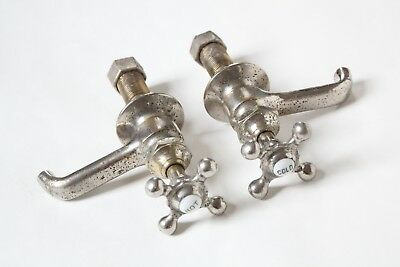 antique faucet bathroom sink   vtg victorian porcelain bathroom plumbing deco 7