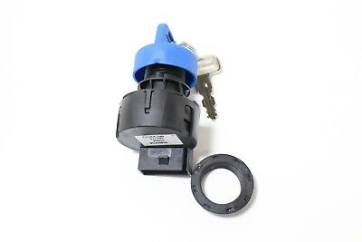 TC Tractor OEM New Holland Ignition Switch w// 2 Keys SBA385202601 for Boomer T