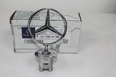 étoile Emblème Capot W211 W212 W213 MERCEDES CLASSE C E S  W221 W222  W204 W205