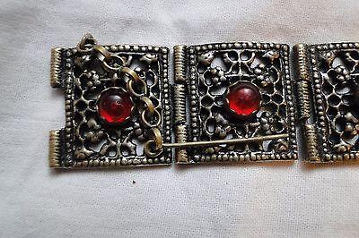 Аntique  Beautiful Ottoman Ethnic Folklore Woman Bracelet 19th century K 6 7