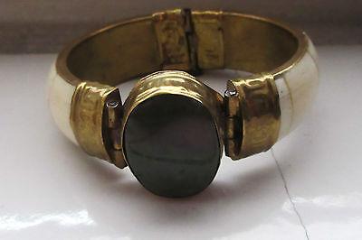 Bracelet Bone Islamic Ottoman 19th Century Jasper Stone 2