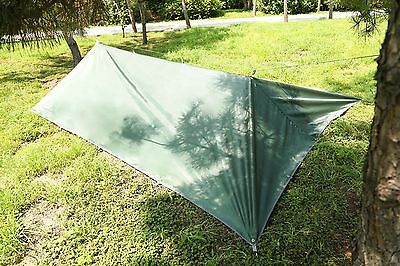 3 of 7 waterproof sunshade tent tarp rain fly awning outdoor camping hammock 10 x 12ft waterproof sunshade tent tarp rain fly awning outdoor camping      rh   picclick