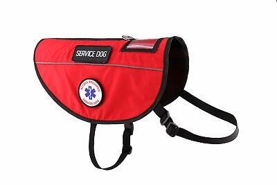 ALL ACCESS CANINE™ Emotional Support Animal ESA Service Dog Vest Pocket Harness 4