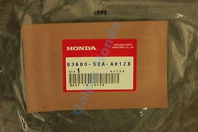 Left Honda Genuine 83602-SDC-A00ZB Floor Mat Front
