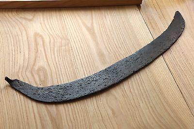 Huge Viking Kievan Rus Scythe Tool 9-10 AD 6