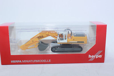 Modellbau Herpa 148931 Liebherr Raupenbagger R 954 1:87 H0 Neu In Ovp Modellbau