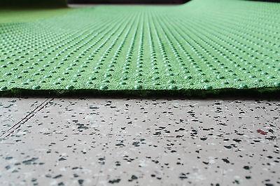 Rasenteppich Kunstrasen  Standard grün 4 m Breite Velours Weich 2