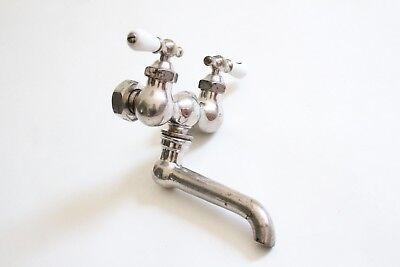 antique faucet kitchen sink | wolverine vtg mixing faucet victorian kitchen deco 8