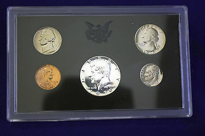 1970-s  U.S.Proof set. Genuine. complete and original as issued by US Mint. 2