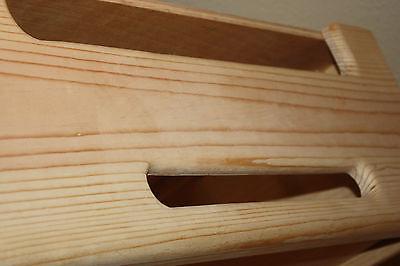 RAWCABS HAZE 40 empty pine combo 2x12 guitar amplifier cabinet