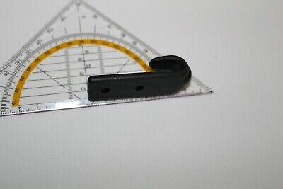 10 x Zweiloch Planenhaken 39x47mm vezinkt Expanderseil