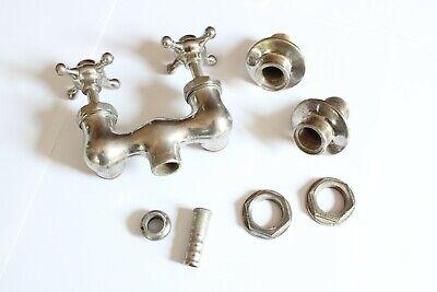 antique faucet tub filler sink   mott vtg mixing faucet victorian bathroom deco 8