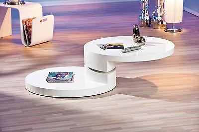 couchtisch wei hochglanz wohnzimmertisch wohnzimmer tisch design modern 80x80 eur 173 57. Black Bedroom Furniture Sets. Home Design Ideas