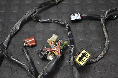 yamaha raptor 660 660r electrical wiring harness 2002 2004 02\u0027 03\u0027 04\u0027 stock oem Black Raptor 660