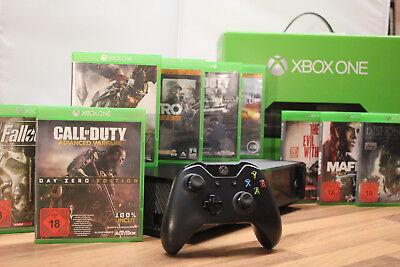 EJS Microsoft Xbox One 500GB inkl 3 tollen Spielen zur Auswahl u. Gewährleistung 2