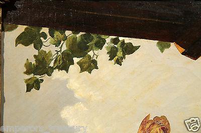 Early 20th Century European Flower Still Life Oil Painting 8
