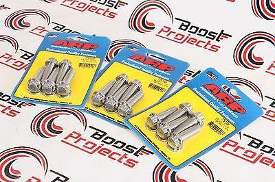 ARP Metric Thread Bolt Kit ARP Stainless M10 x 1.25 60mm UHL Kit 773-1008