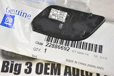 GM OEM Front Door-Handle Inside Cap Right 22886692