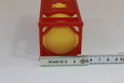 Modellbau 1x Container Tankcontainer Danger Stapelbar 1:50 Neu 3922