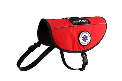 ALL ACCESS CANINE™ Service Dog Emotional Support Animal ESA Vest Harness Bundle 4