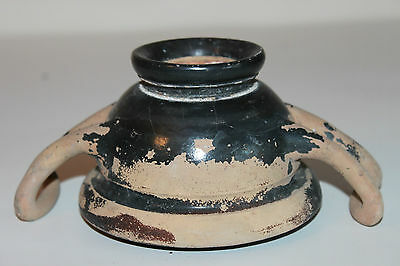 ANCIENT GREEK POTTERY KYLIX 4th  CENTURY BC 4