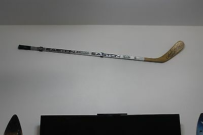 Hockey Stick Hanger Holder Display Nhl Autographed Game Used Wall Mount 3