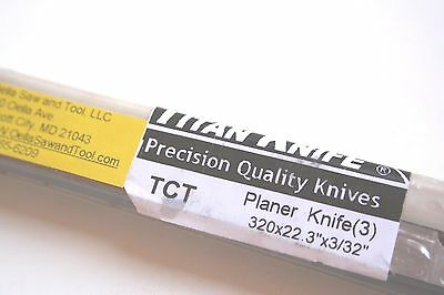 "Carbide Tipped Blades knives for 12-1//2/"" Dewalt DW734  12-1//2/"" x 7//8/"" x 1//16/"""