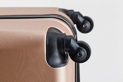 1pc-2pc-3pc Luggage Suitcase set Trolley Travel Bag 4 Wheel TSA lock lightweight 6