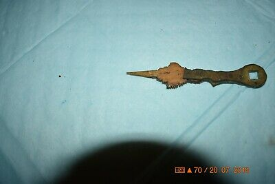 Antique Bone cuckoo clock hand for parts 4